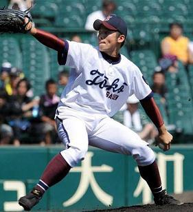 桐光学園の松井裕樹投手