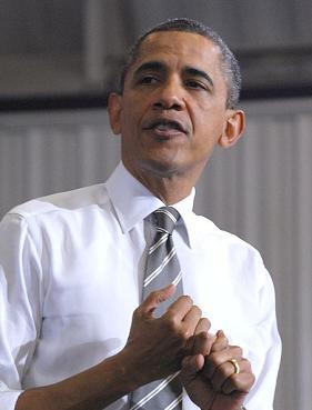 バラク・オバマ大統領