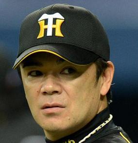 和田監督阪神タイガース