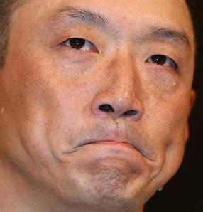 金本選手涙の引退発表